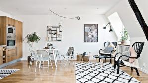 Thiết kế khéo léo căn hộ 36m2 ngăn nắp