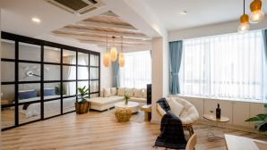 Căn hộ Sài Gòn đẹp như khách sạn