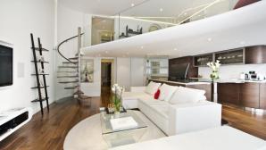 Thiết kế gác lửng độc đáo cho căn hộ