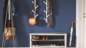 Các ý tưởng thông minh tạo kệ giày dép cho căn hộ nhỏ