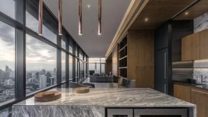 Thiết kế căn hộ 131m2 sang trọng