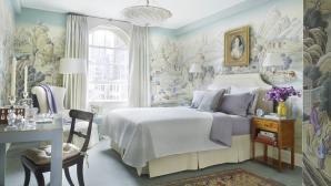 20 mẫu giấy dán tường tuyệt đẹp cho phòng ngủ