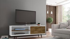 14 mẫu thiết kế kệ ti vi đẹp cho phòng khách hiện đại