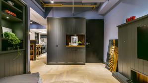 Căn hộ đẹp ấn tượng với gam màu độc đáo dù chỉ sở hữu diện tích 60 m2