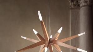 Những mẫu đèn chùm độc và lạ cho ngôi nhà hiện đại