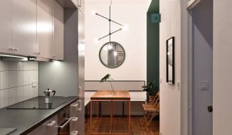 Ngắm thiết kế ngôi nhà 83m2 có tới 4 phòng ngủ