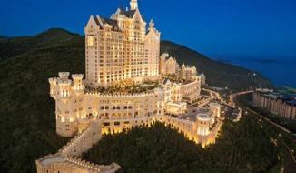 Ngắm khách sạn đẹp như lâu đài cổ tích
