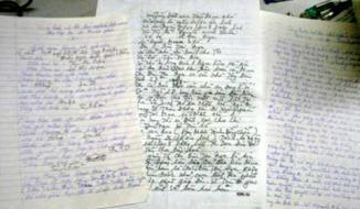 Cẩn trọng khi mua nhà đất bằng giấy tờ viết tay
