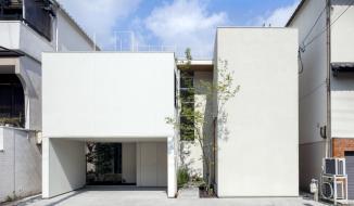 Thiết kế thú vị của ngôi nhà Nhật Bản