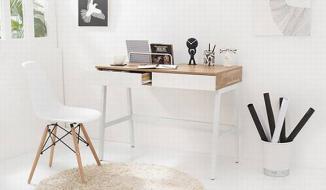 Thiết kế văn phòng tại nhà tiện tích