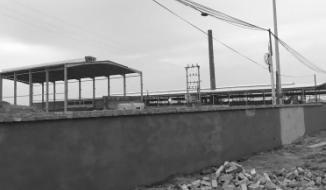 Hà Nội: Công ty Thanh Hà vẫn xây dựng không phép dù bị đình chỉ thi công