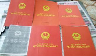 Hà Nội: Kiến nghị cấp sổ đỏ cho đất mua bán bằng giấy tờ viết tay