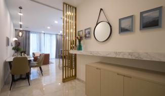 Hoàn thiện nội thất căn hộ 76m2 trong 7 ngày