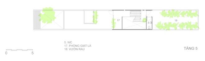 các tầng của ngôi nhà.1